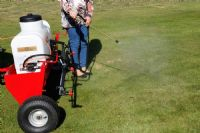 "Power Sprayer Attachment | 48"" Towed Lawn Care System"